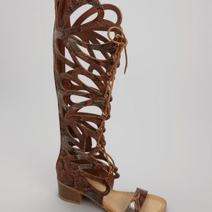 Modern Rebel Vicenza Hi Sandals WM 7m